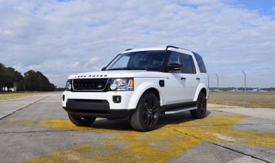 2016 Land Rover LR4 Discovery HSE Black Package 7