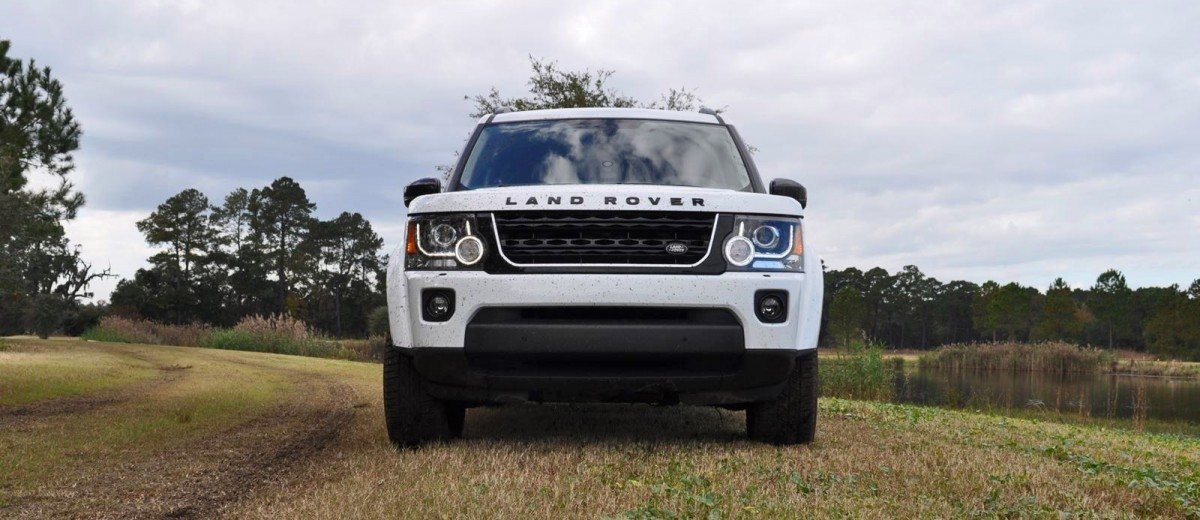 2016 land rover discovery sdv6 hse off road review caradvice autos post. Black Bedroom Furniture Sets. Home Design Ideas