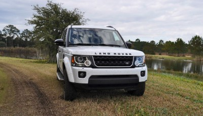 2016 Land Rover LR4 Discovery HSE Black Package 72
