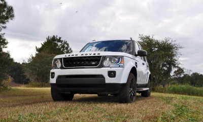 2016 Land Rover LR4 Discovery HSE Black Package 74