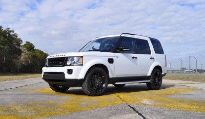 2016 Land Rover LR4 Discovery HSE Black Package 8