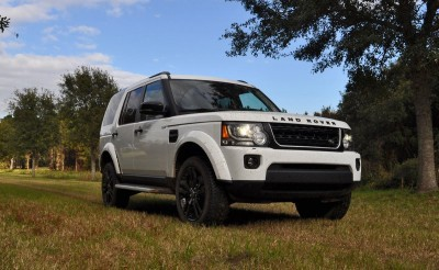 2016 Land Rover LR4 Discovery HSE Black Package 81