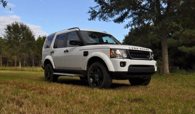 2016 Land Rover LR4 Discovery HSE Black Package 82