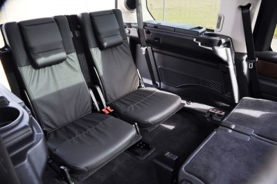 2016 Land Rover LR4 HSE Lux Black Package - INTERIOR 3