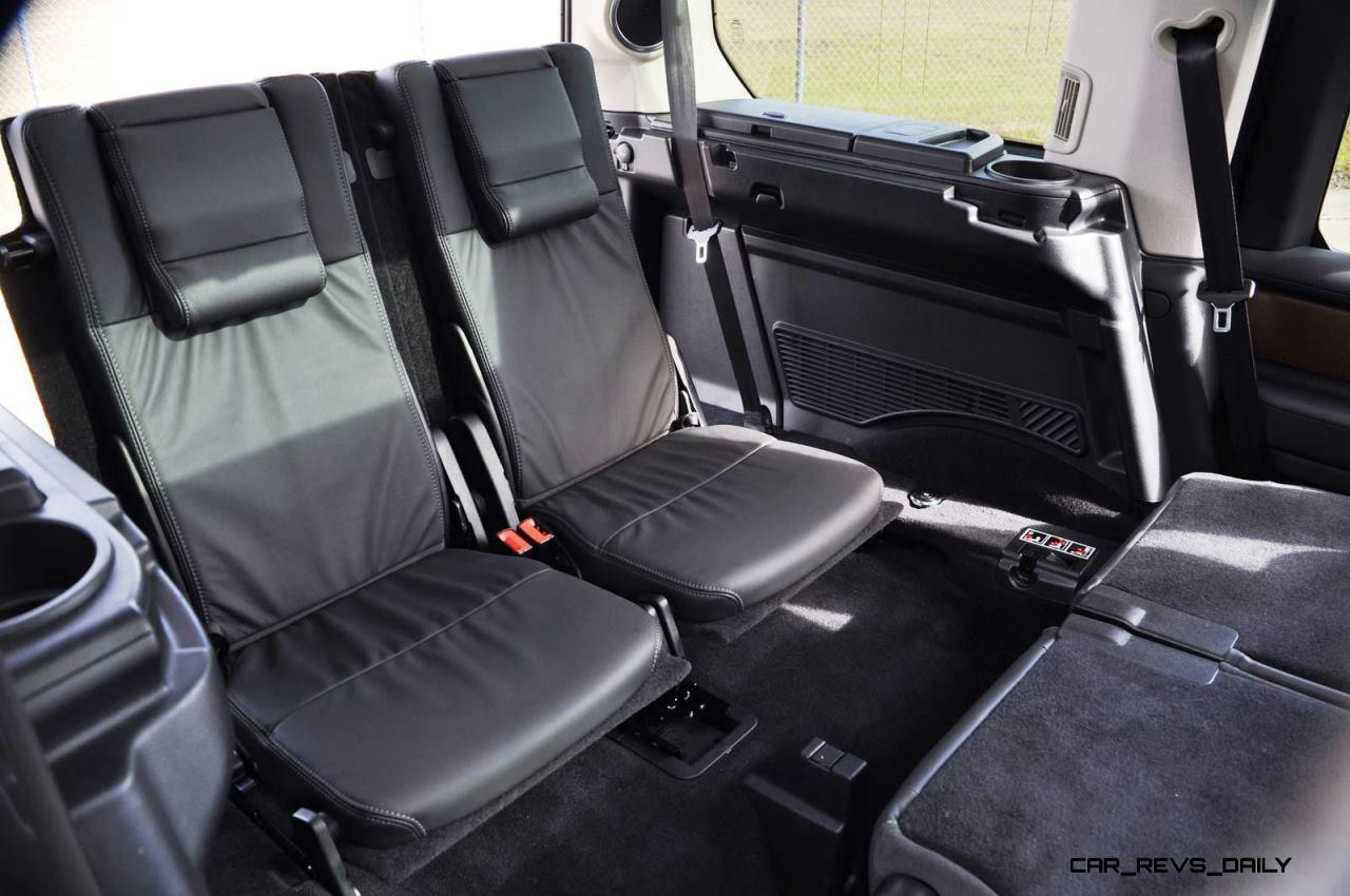 2016 Land Rover Lr4 Hse Lux Black Package Interior 3