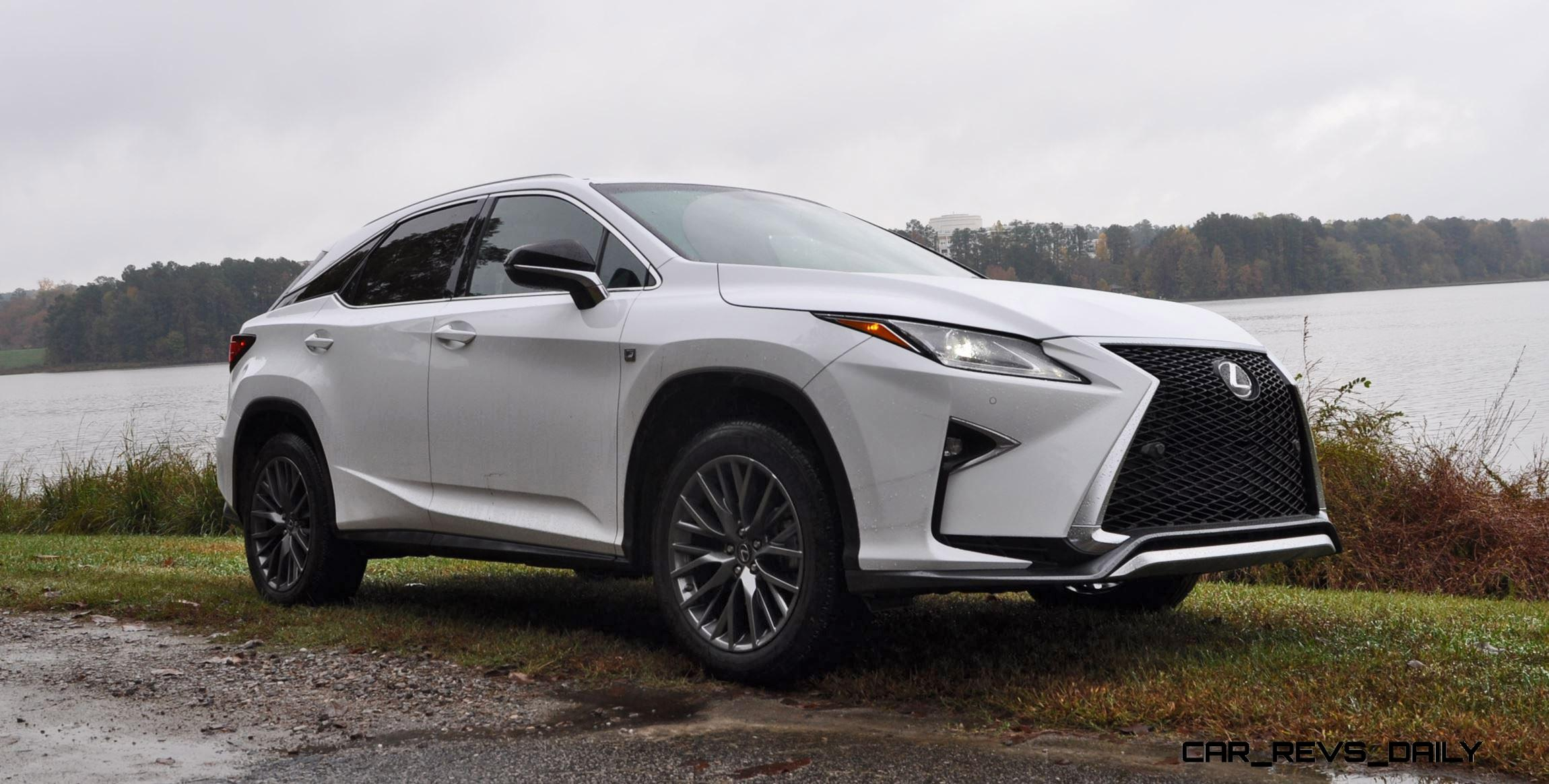 2016 lexus rx reviews roundup 150 all new rx350 f. Black Bedroom Furniture Sets. Home Design Ideas