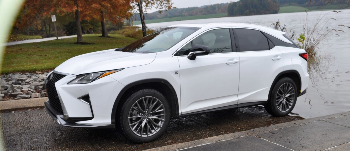 2016 Lexus RX Reviews Roundup 150 All New RX350 F