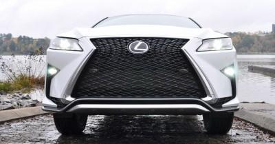 2016 Lexus RX350 F Sport 98