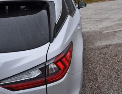2016 Lexus RX450h F Sport AWD 116
