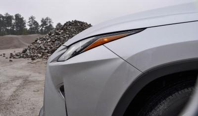 2016 Lexus RX450h F Sport AWD 122