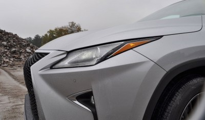 2016 Lexus RX450h F Sport AWD 124