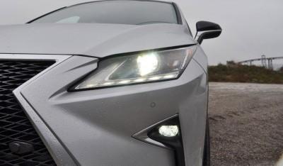 2016 Lexus RX450h F Sport AWD 127