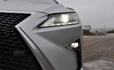 2016 Lexus RX450h F Sport AWD 128