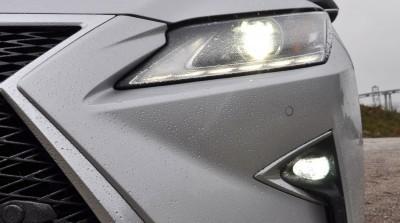 2016 Lexus RX450h F Sport AWD 129