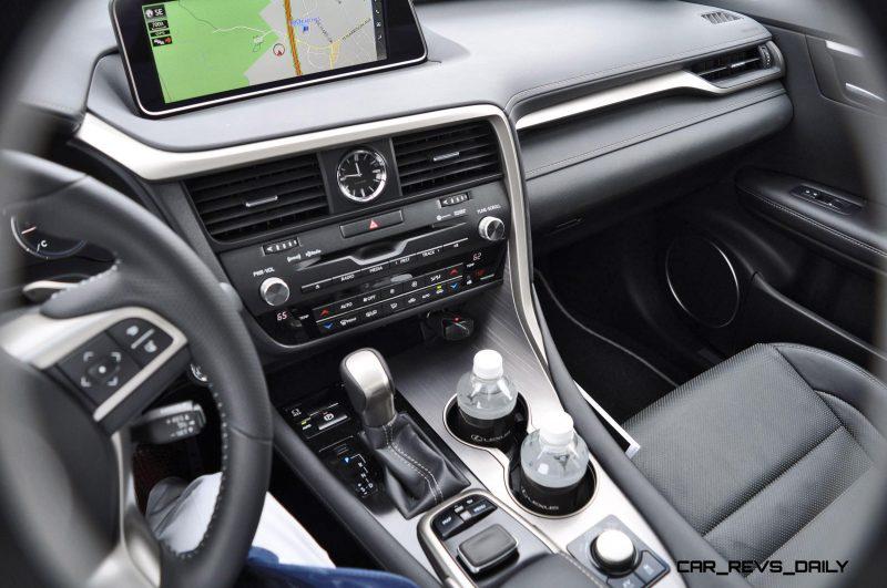 2016 Lexus RX450h F Sport AWD 144
