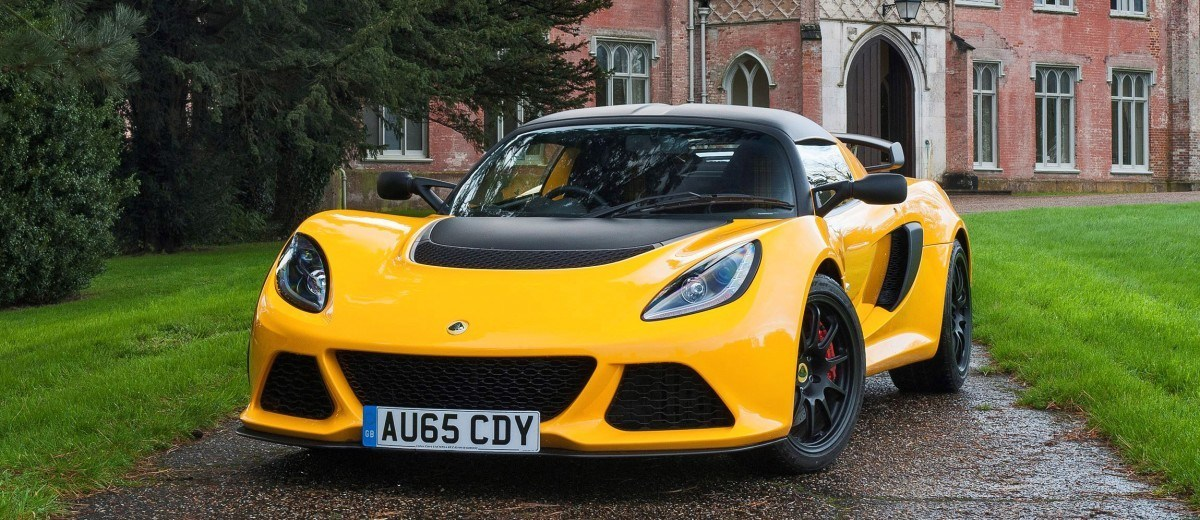 37s 170mph 2016 Lotus Exige Sport 350 Is New Road Legal Cup Racer