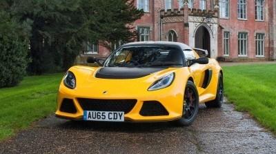 2016 Lotus EXIGE SPORT 350 20