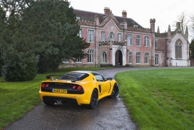 2016 Lotus EXIGE SPORT 350 26