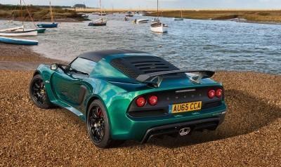 2016 Lotus EXIGE SPORT 350 35