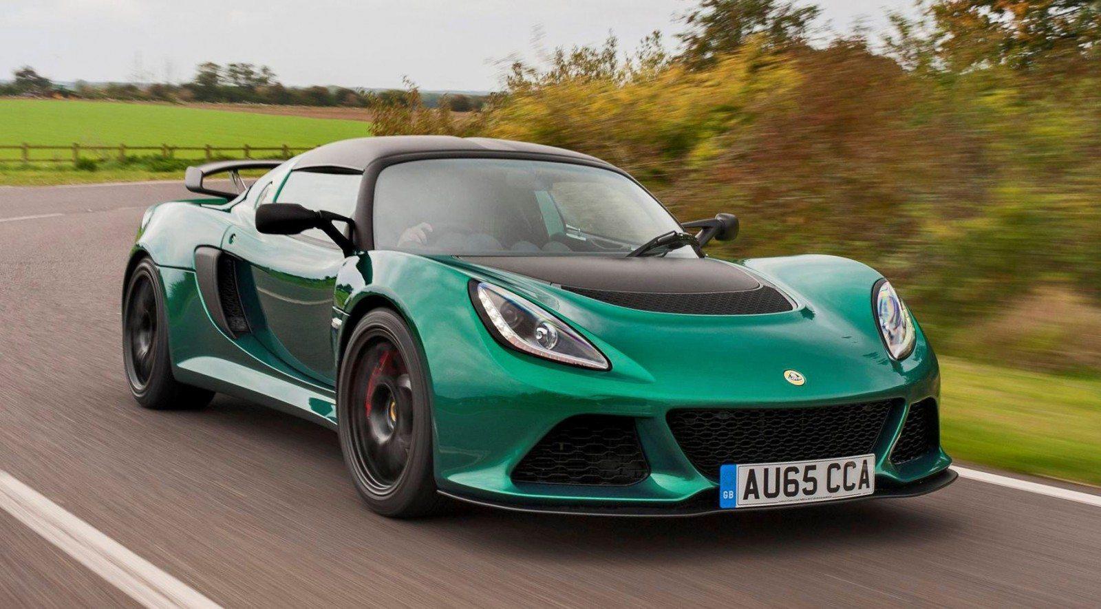 Lotus Elise 0 60 >> 3.7s, 170MPH 2016 Lotus EXIGE SPORT 350 is New Road-Legal Cup Racer » Car-Revs-Daily.com