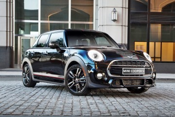 2016 MINI 4-Door CARBON EDITION Features New JCW Pro Tuning, Dual-Mode Exhaust!