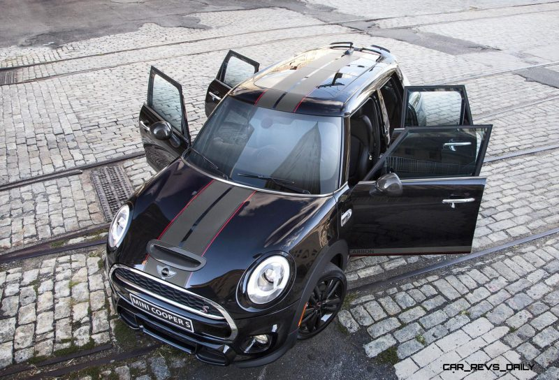 2016 MINI 4-Door CARBON EDITION 4