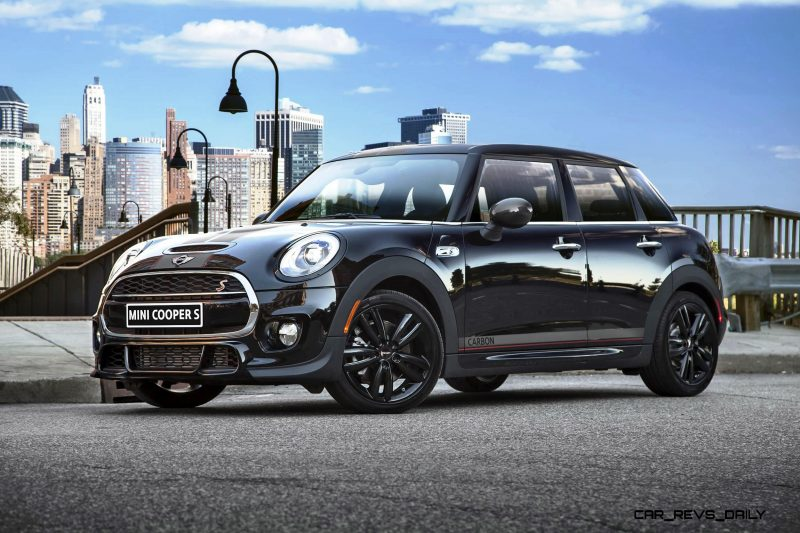 2016 MINI 4-Door CARBON EDITION 6