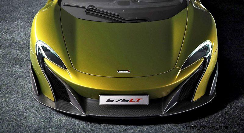 2016 McLaren 675LT Spider 7