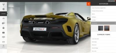 2016 McLaren 675LT Spider - Configurator 18