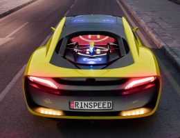 2016 RINSPEED Etos Concept – Self-Driving, Drone-Launching Technical Tour de Force