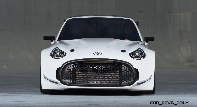 2016 Toyota S-FR Racing Concept 10