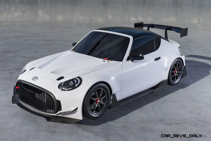 2016 Toyota S-FR Racing Concept 14
