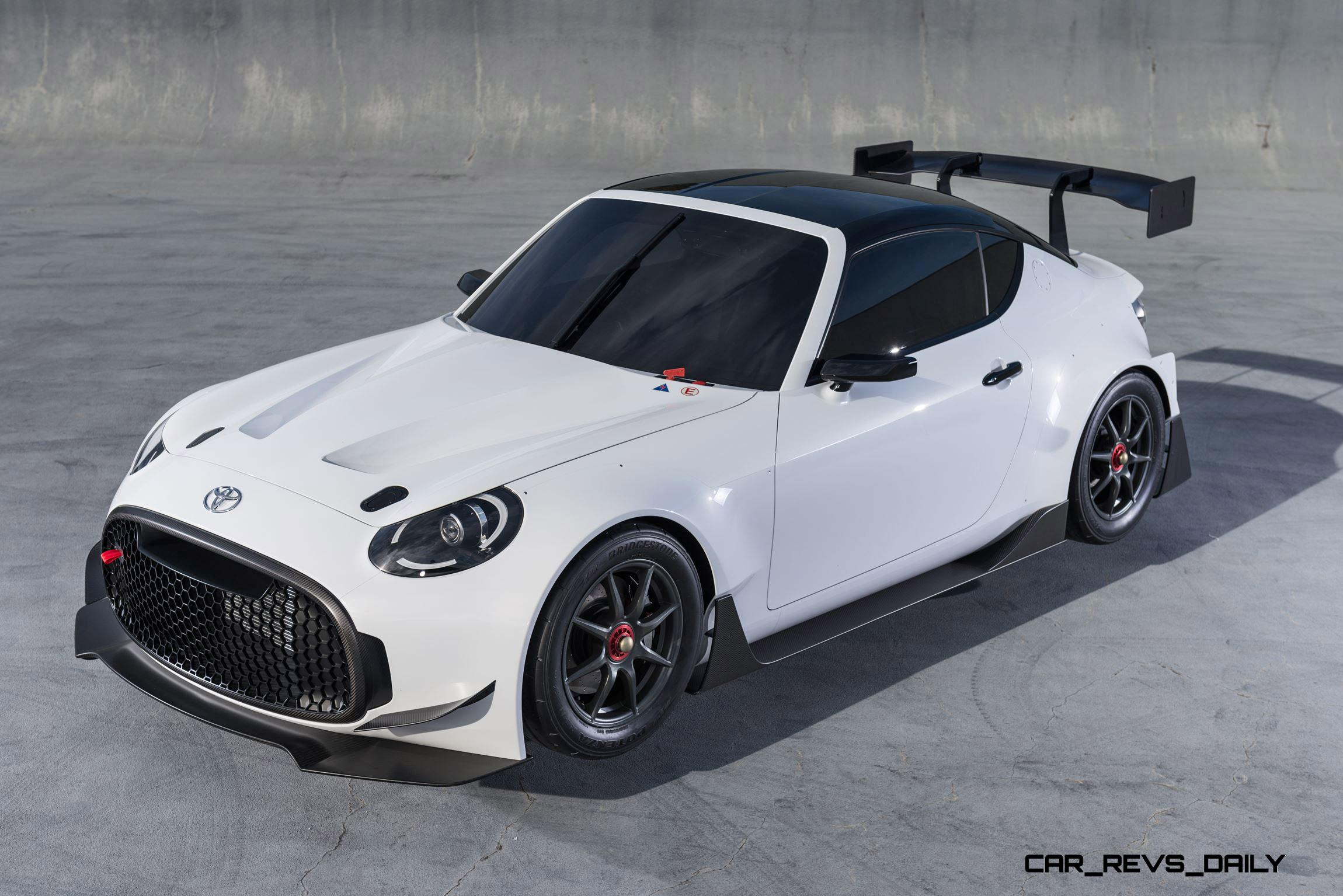 2016 Toyota S-FR Racing Concept is Trackday Dream - Turbo Triple ...
