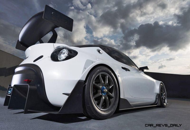 2016 Toyota S-FR Racing Concept 16