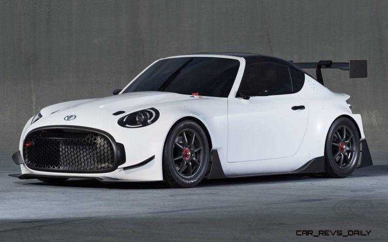 2016 Toyota S-FR Racing Concept 4
