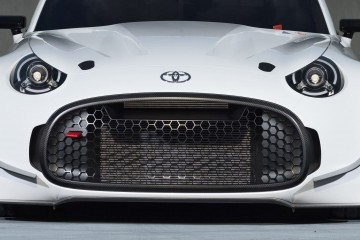 2016 Toyota S-FR Racing Concept is Trackday Dream – Turbo Triple with 300HP?