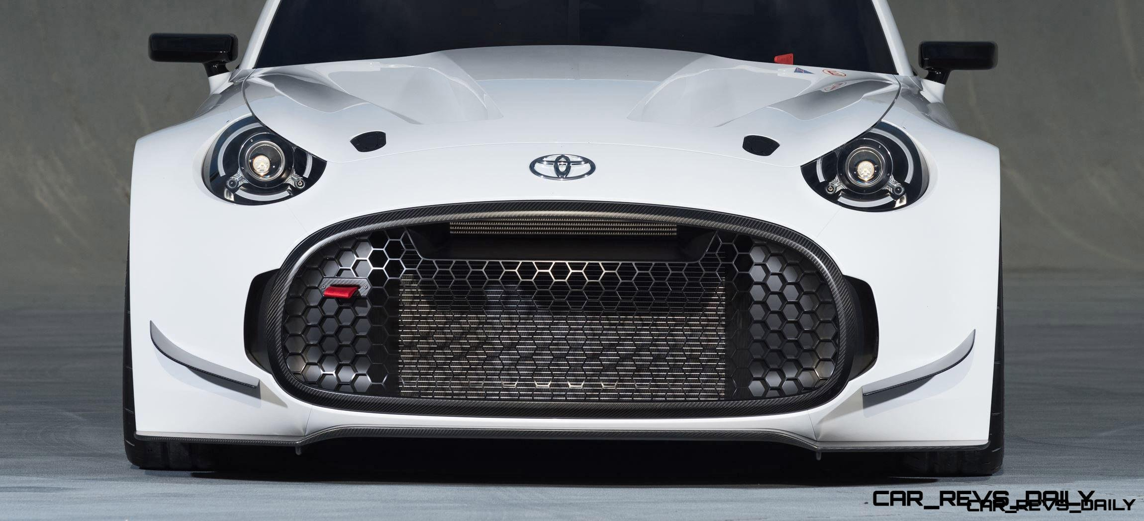 2016 Toyota S-FR Racing Concept 9