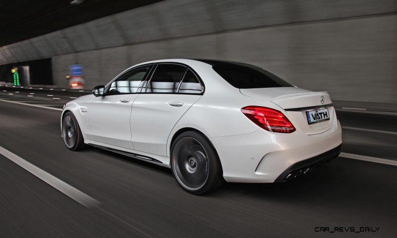 2016 VÄTH Mercedes-AMG C63-RS 11