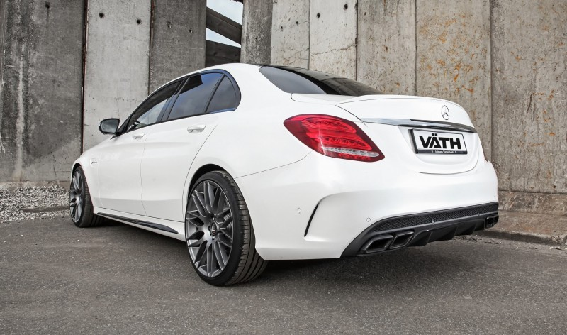 2016 VÄTH Mercedes-AMG C63-RS 4
