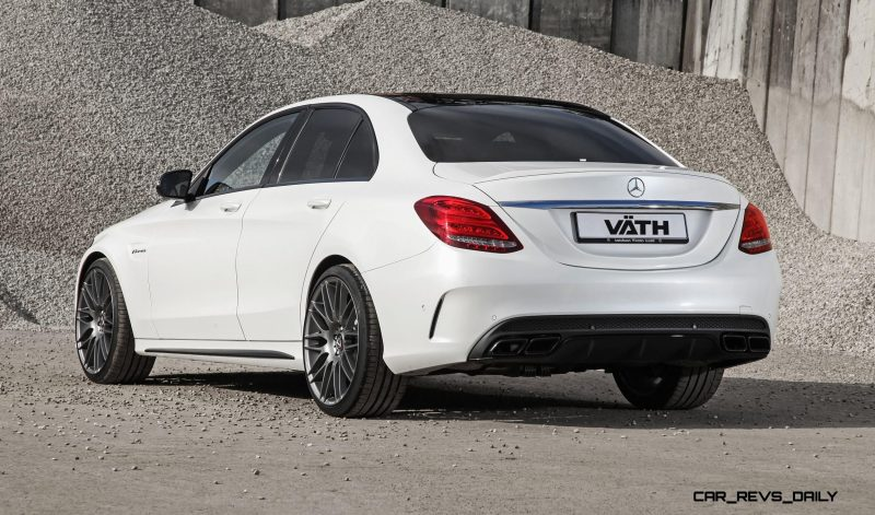2016 VÄTH Mercedes-AMG C63-RS 6