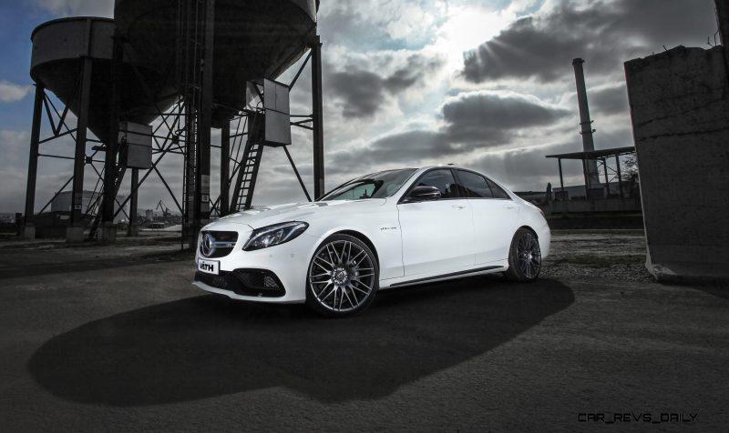 2016 VÄTH Mercedes-AMG C63-RS 7