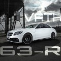 680HP, 199MPH 2016 VÄTH Mercedes-AMG C63-RS Delivers Massive Performance Gains for Minimal Cash