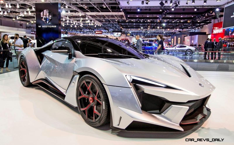 2016 W Motors FENYR SuperSport 11