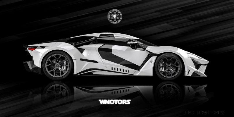 Fenyr SuperSport W Motors
