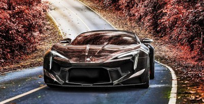 Fenyr SuperSport W Motors