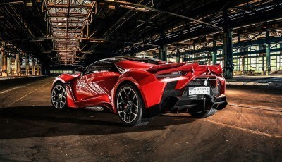 2016 W Motors FENYR SuperSport 24