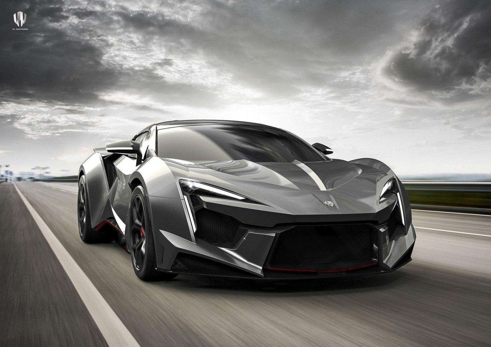 W Motors Fenyr >> 2016 W Motors FENYR SuperSport