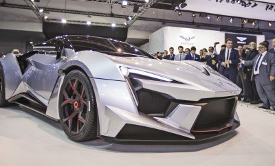 2016 W Motors FENYR SuperSport 4