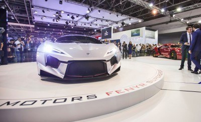 2016 W Motors FENYR SuperSport 7