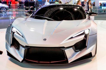 2016 W Motors FENYR SuperSport U2013 Updated W/ Tech Specs, Video And Latest  Photos